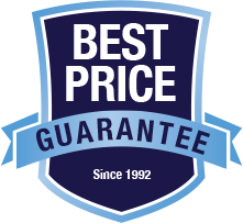 Best Price Guarantee Since 1992